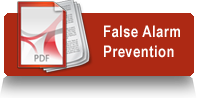 False Alarm Prevention
